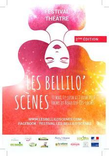 Les vibrants Festival Les Bellilo'Scènes Loches theatre