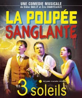 La poupée sanglante Didier Bailly et Eric Chantelauze