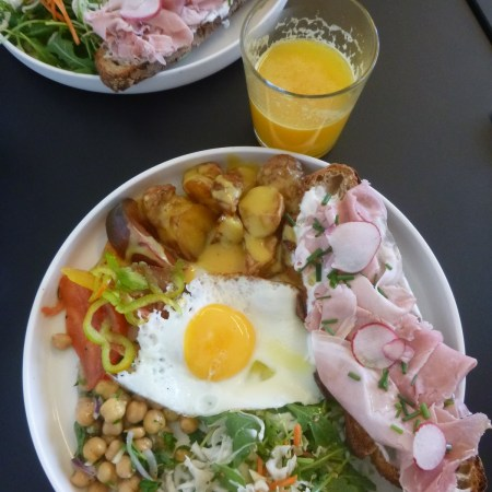 meilleur brunch tours