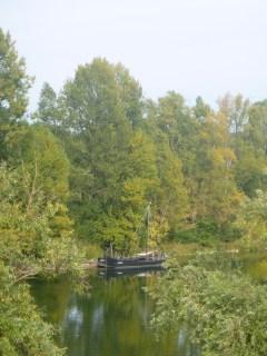 bateau gabare balade
