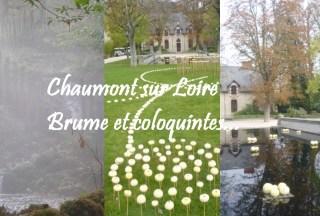 visite domaine chaumont loire parc jardin automne
