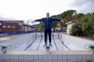 Cent mètres papillon Maxime Taffanel  Nelly Pulicani