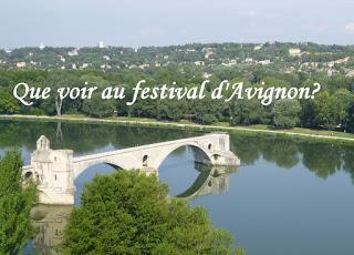 voir festival avignon blog theatre programmation piece spectacle conseil top