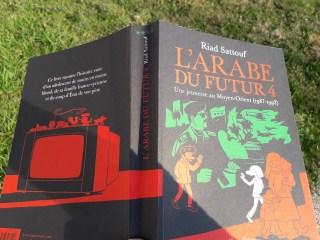 L'arabe du futur BD de Riad Sattouf  tome 4 une jeunesse au Moyen-Orient 1987-1992