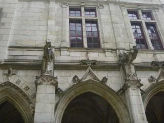 cloître de la Psalette visite Renaissance CDNT