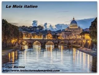 mois italien lecture Mamma Maria de Serena Giuliano