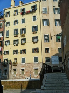 Voyage Venise  Ghetto