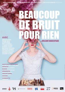 BEAUCOUP DE BRUIT POUR RIEN roi rene theatre avignon