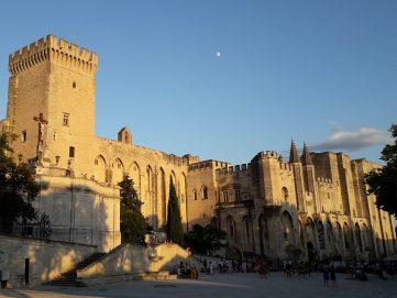 palais des papes Avignon festival