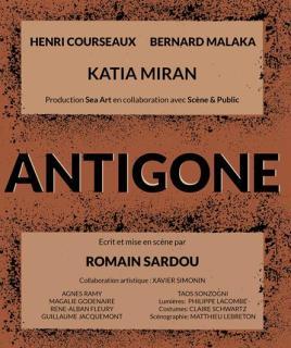 Antigone Avignon
