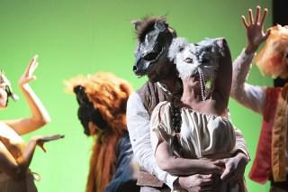 BEAUCOUP DE BRUIT POUR RIEN roi rene theatre avignon villiers denis
