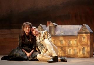 MARIE DES POULES, GOUVERNANTE CHEZ GEORGE SAND festival avignon off19 theatre agenin denis savoisien