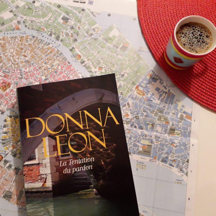 LA tentation du pardon Donna leon venise