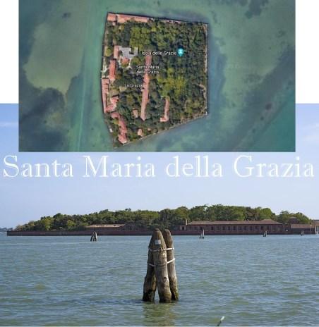 Santa Maria della Grazia venise
