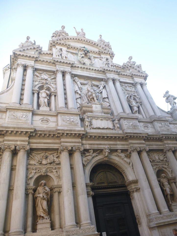 Que voir et visiter à Venise eglise