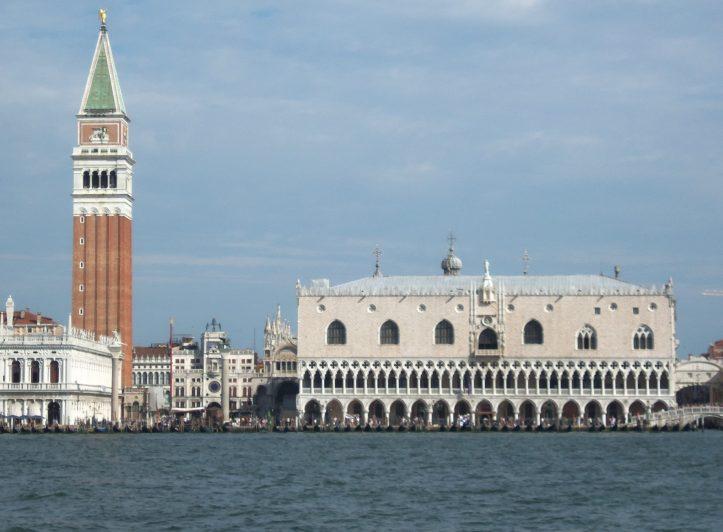Que voir et visiter à Venise palais des doges