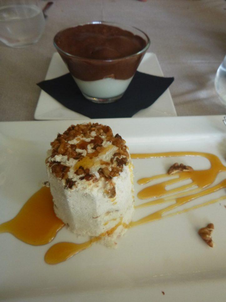 dessert manger venise