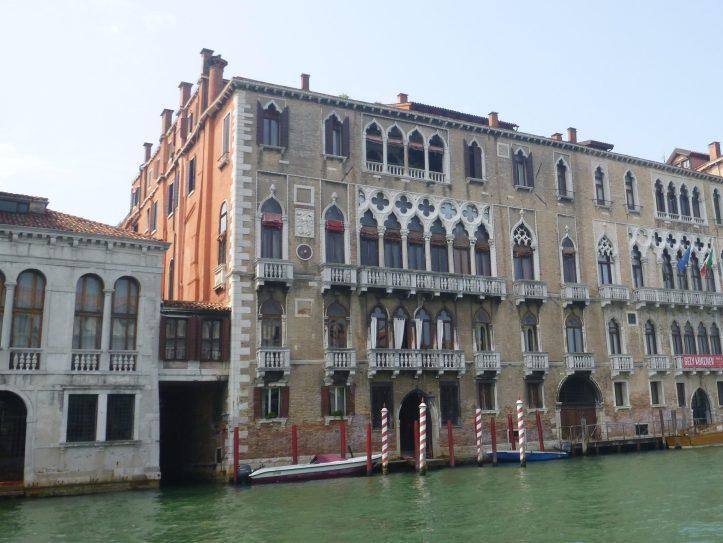 Que voir à Venise Dorsoduro palais visiter