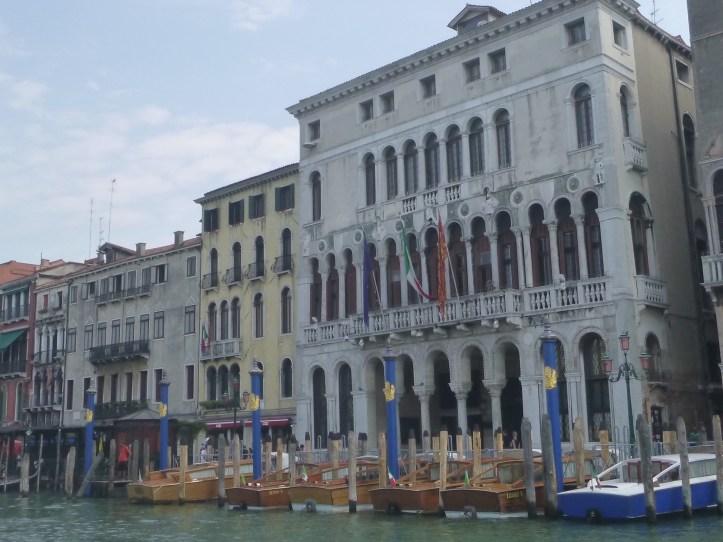 Que voir et visiter à Venise riva del carbon
