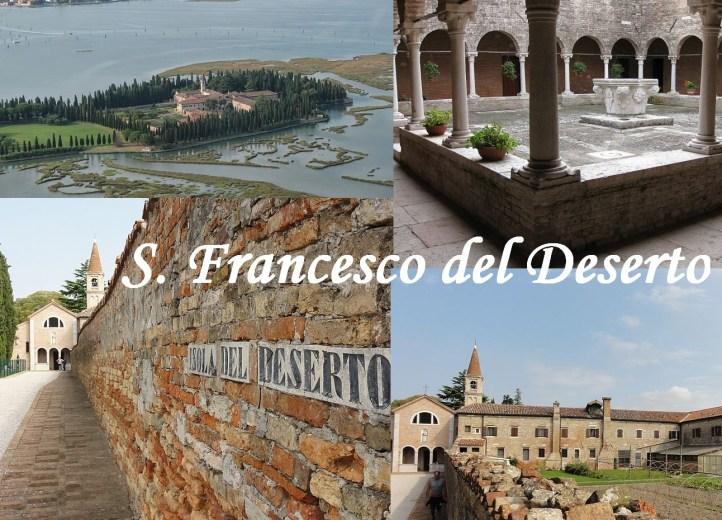 Visiter San Francesco del Deserto