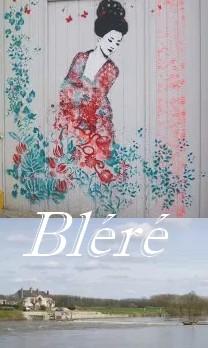 balade à Bléré visiter