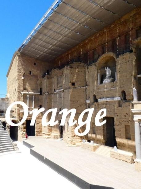 visiter Orange