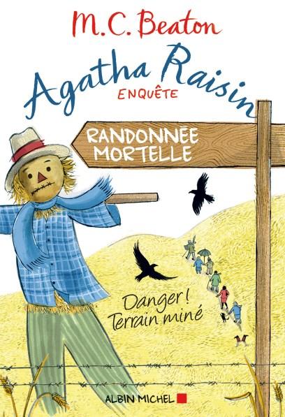 Randonnée mortelle de M.C. Beaton, tome 4 des aventures d'Agatha Raisin