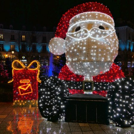 Illuminations de Noël à Tours 2020