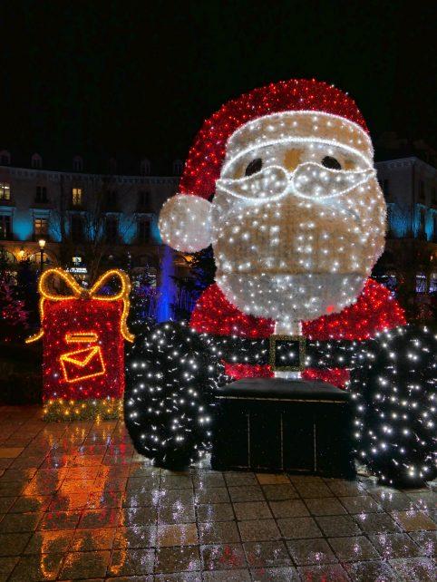 Illuminations de Noël à Tours 2020
