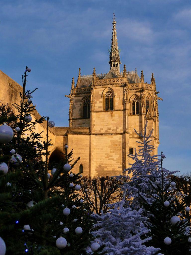 Visiter Amboise et ses châteaux