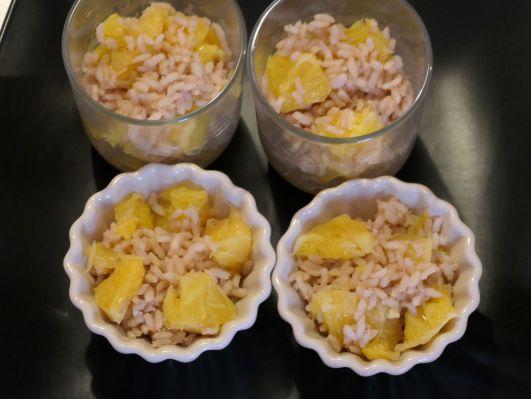 riz au lait suédois à l'orange recette suède