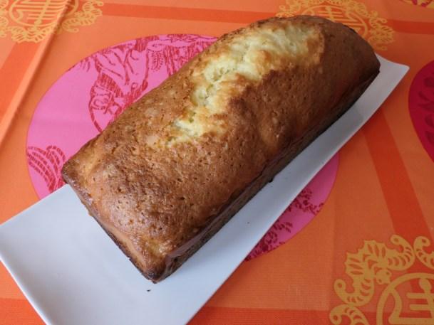 Recette cake aux raisins anglais rhum