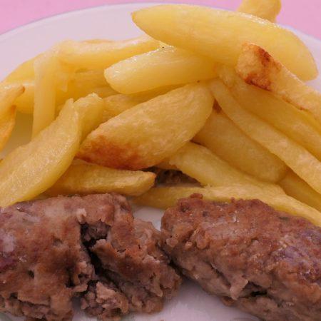 recette de fricadelles belges frites