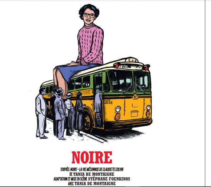 Noire La Vie méconnue de Claudette