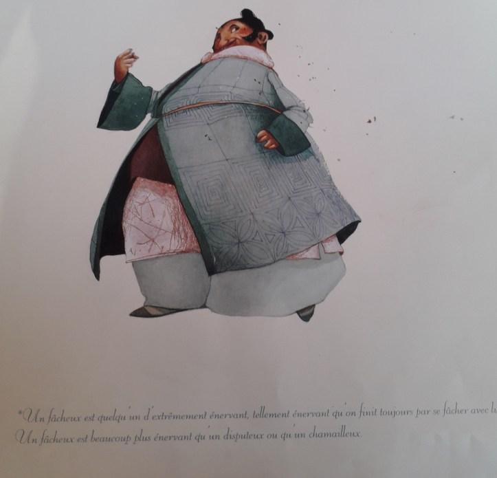 Cyrano Rebecca Dautremer
