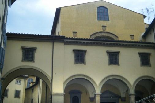 Visiter Florence corridor vasari