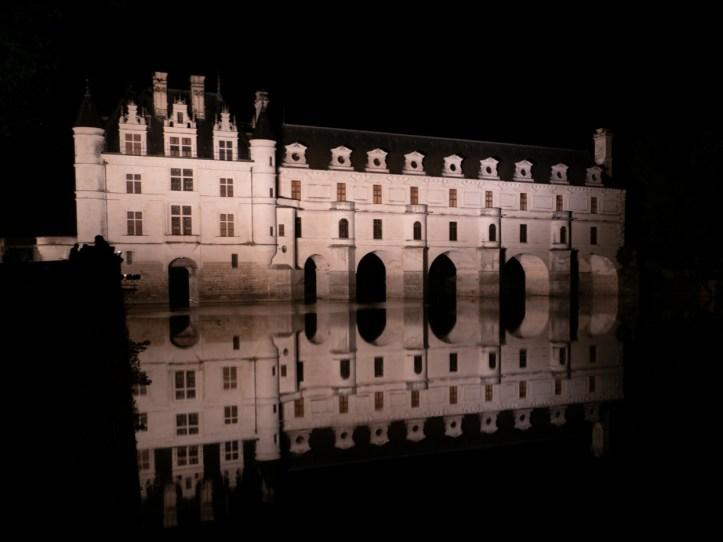Visiter Chenonceau de nuit