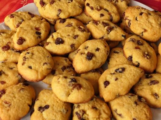 Recette des zaletti biscuits italiens