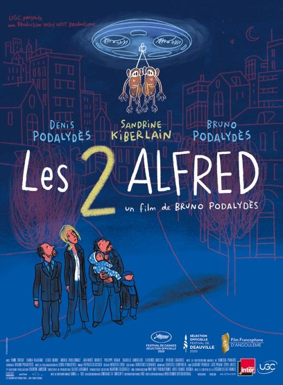 Les 2 Alfred film de Bruno Podalydès