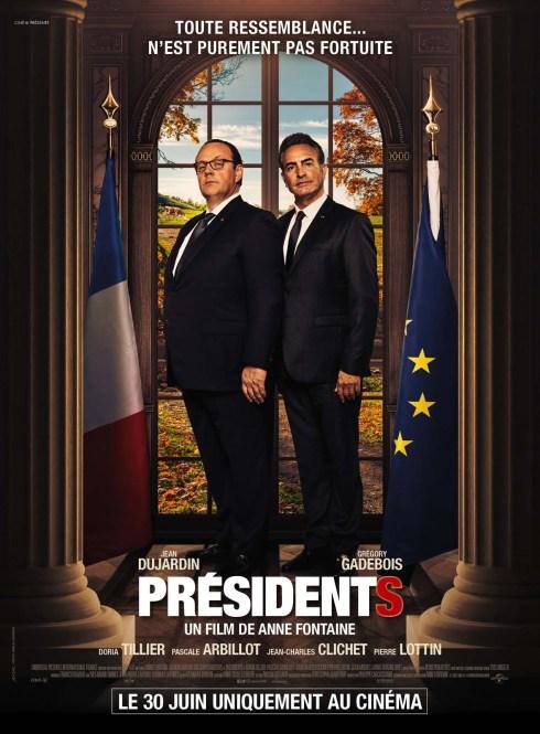 Présidents film réalisé par Anne Fontaine