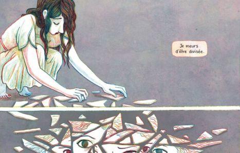 BD Anaïs Nin : Sur la mer des mensonges :  bande dessinée