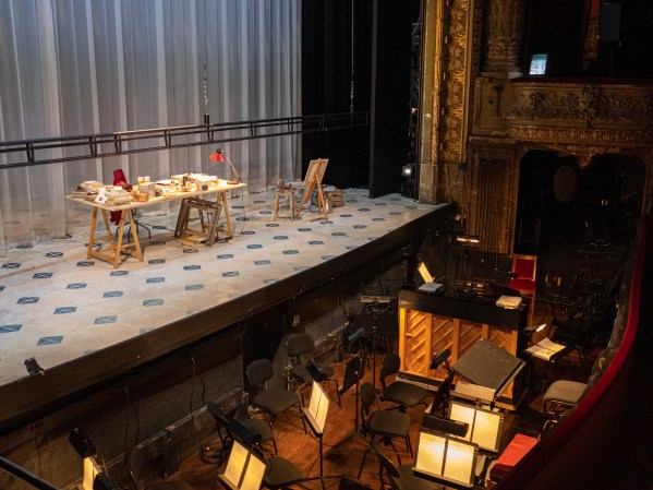 opéra de Tours La Princesse Jaune de Camille Saint-Saëns & Djamileh de Georges Bizet