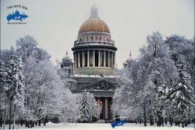 Tour Nocturno en San Petersburgo