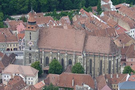 Brasov Tour Black Church