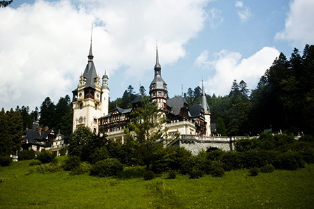 Peles castle tours in Brasov