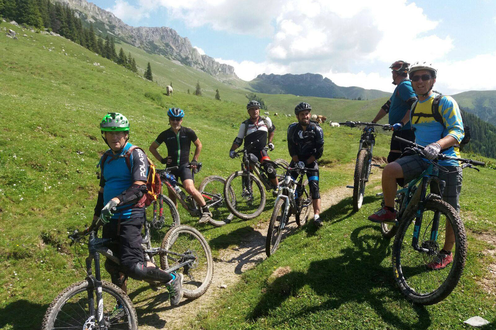 Mountain Bike Brasov Tour 2 by Royal Compass