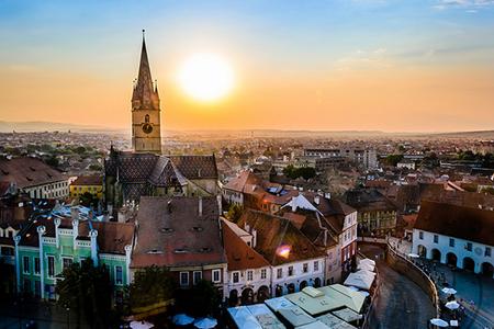 Sibiu Fortified City by Andrei-Daniel Nicolae