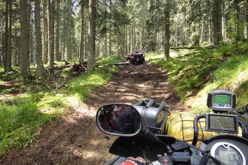 ATV Tours Brasov by Moto Land