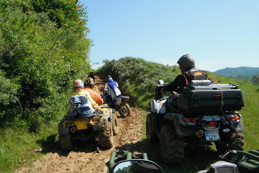 ATV Tours in Brasov by Moto Land