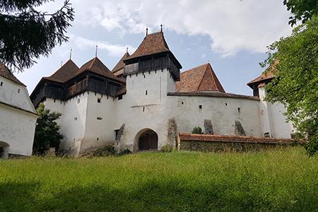 Viscri Fortfied Church - 450-300